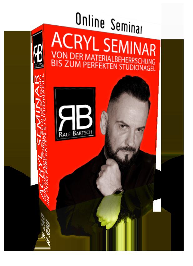 Acryl Seminar - Acrylnägel online lernen